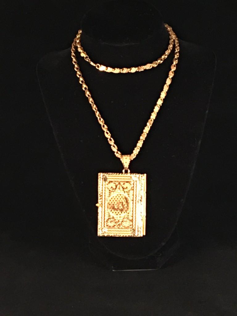 21K Gold Necklace - Elite Jewelers